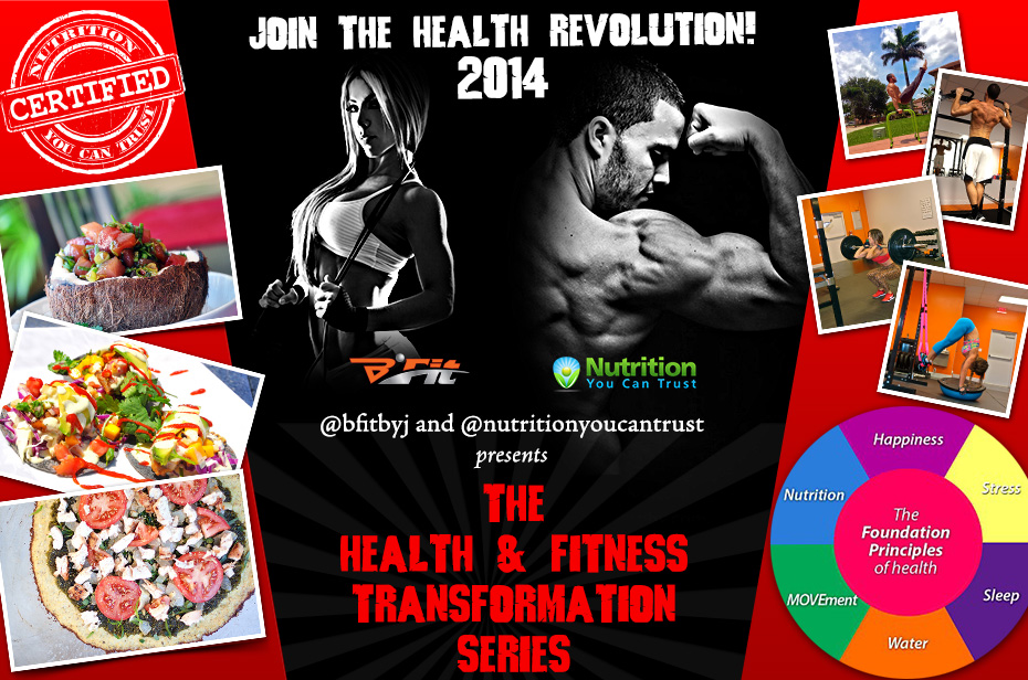 Health & Fitness Revolution Series