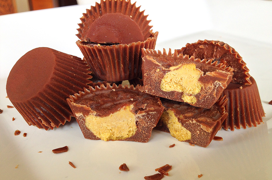 Healthy Paleo Reese's Peanut Butter Cups Recipe | Nutrition You Can ...