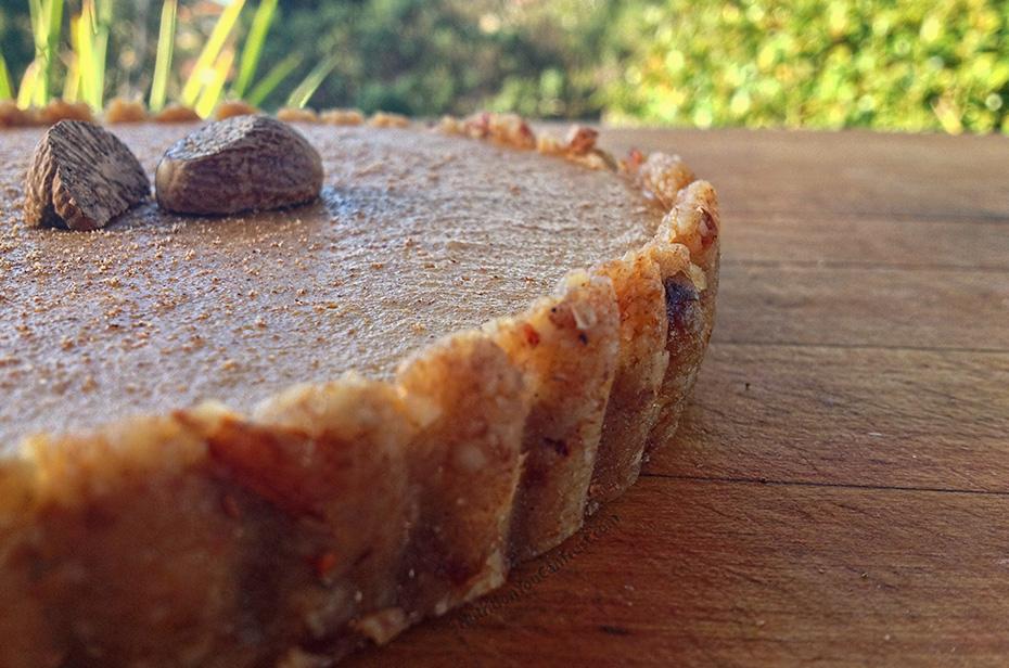Paleo Eggnog Cream Pie Recipe