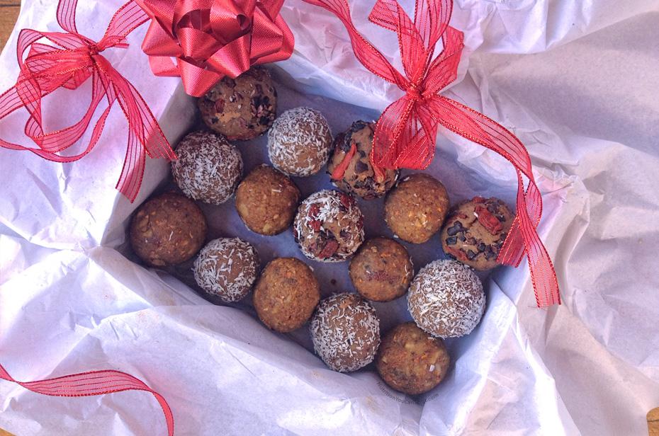 Raw Superfoods Cookie Platter Recipe