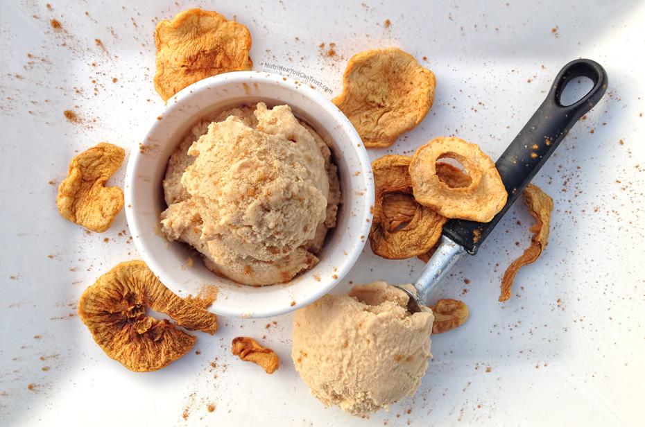 Apple Cinnamon Ice Cream Recipe