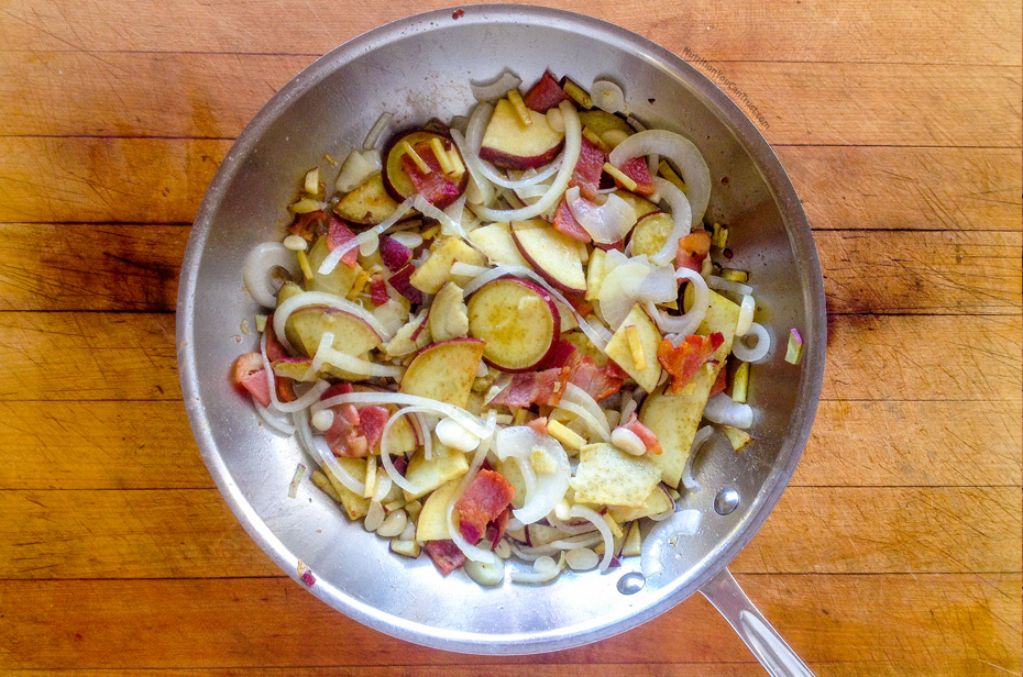 Homemade Sweet Potato Hash Recipe