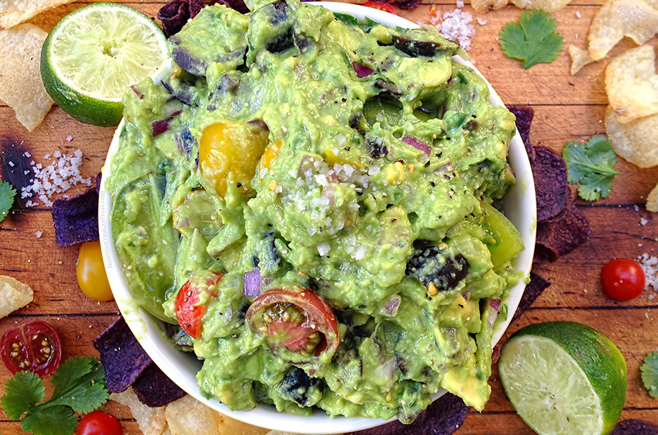 Black Olive Guacamole | NYCT.me